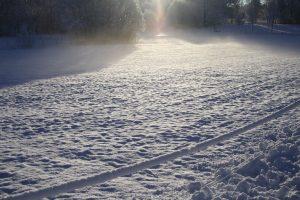 vinter och sno